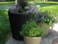 Крупномерные кашпо под растения