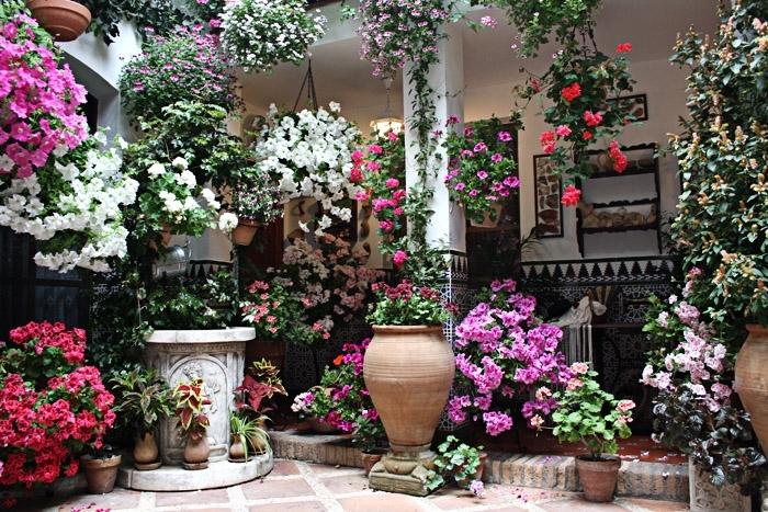 Цветники в дизайне маленького сада