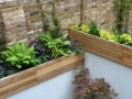 Дизайн маленького сада