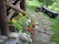 Деревенский стиль на даче