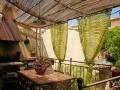 Оформление балкона или террасы