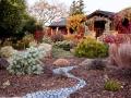 Дизайн осеннего сада