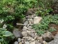 Дизайн сухого ручья